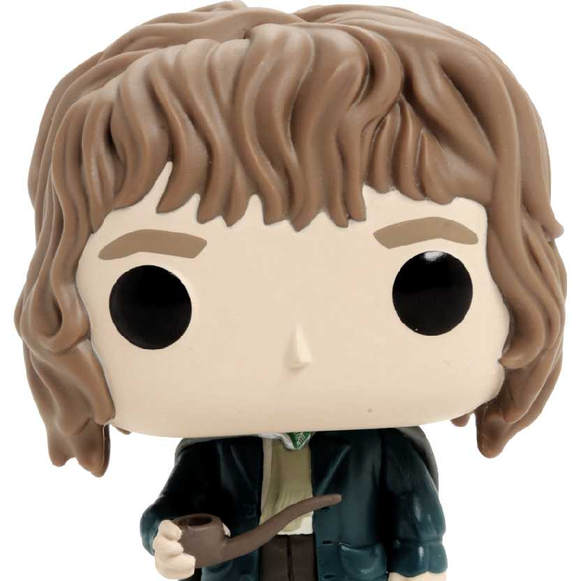 Funko Pop O Senhor dos Anéis (The Lord of The Rings) Pippin Took vinyl figure número 530