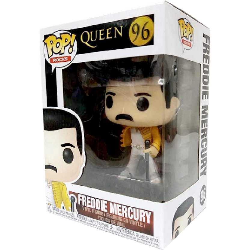 Funko Pop Rocks Freddie Mercury Wembley Queen #96