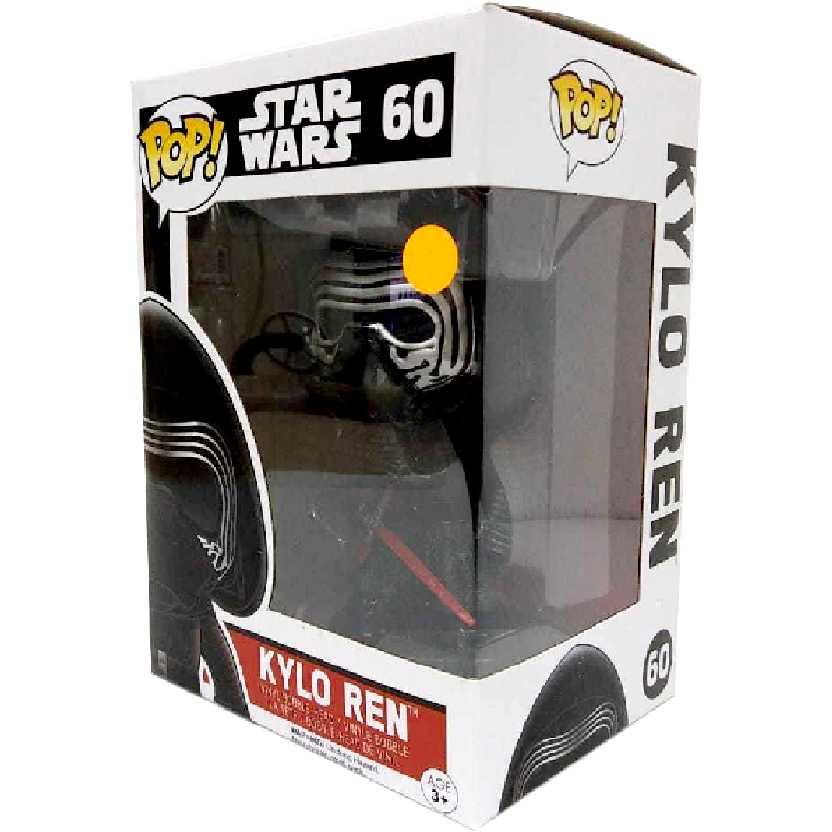Funko Pop Star Wars O Despertar da Força Kylo Ren Episode 7 The Force Awakens Novo