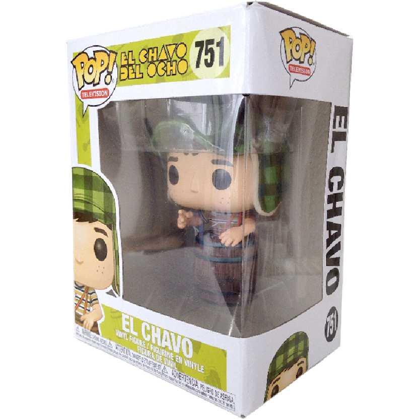 Funko Pop Television Chaves El Chavo Del Ocho vinyl figure número 751 Original