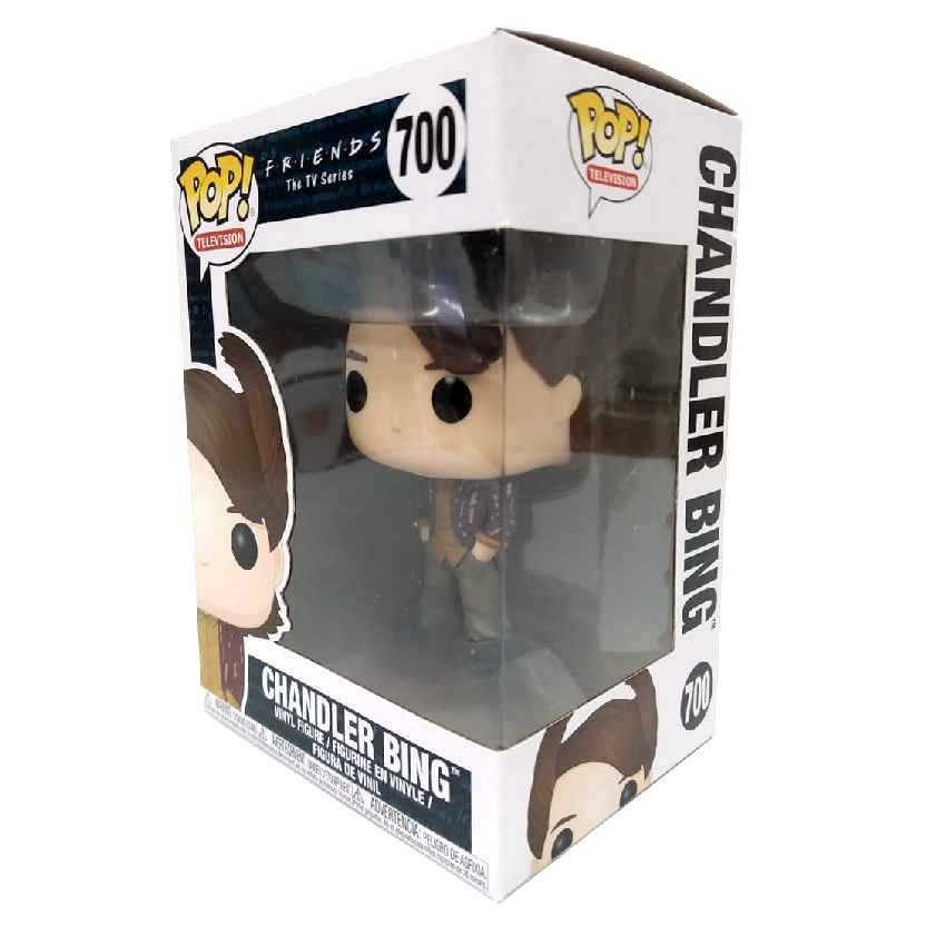 Funko Pop Television Friends Chandler Bing wave 2 vinyl figure número 700 raridade
