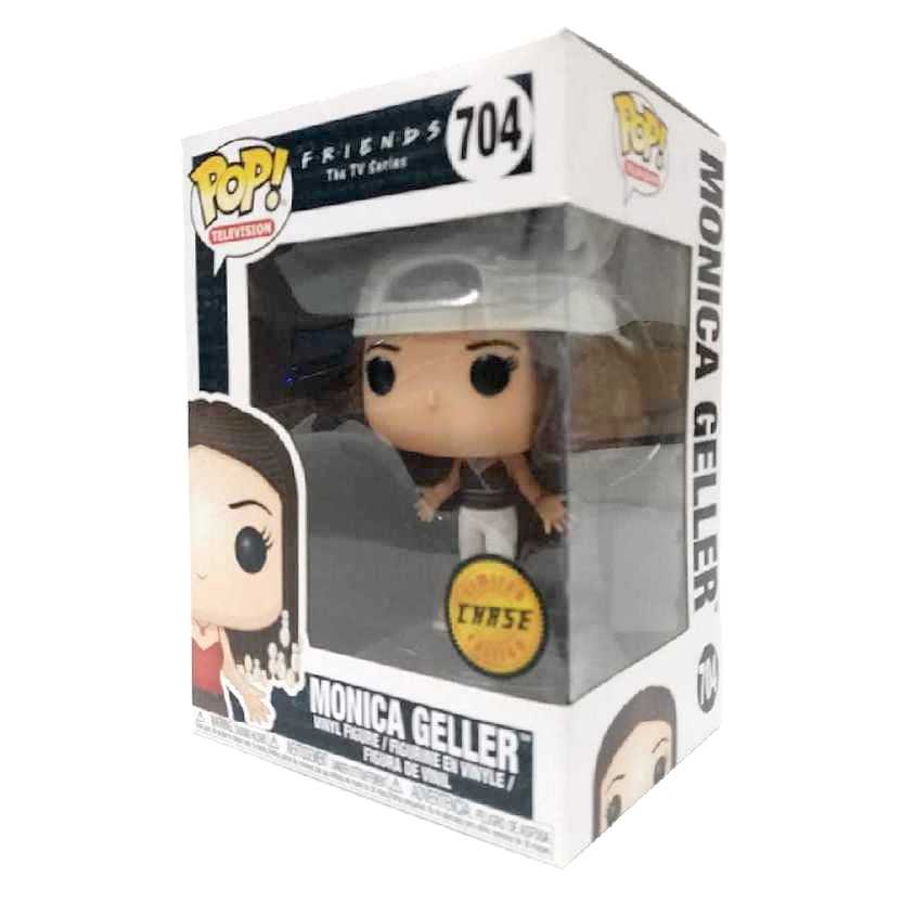 Funko Pop Television Friends CHASE Monica Geller série 2 vinyl figure número 704 TV series