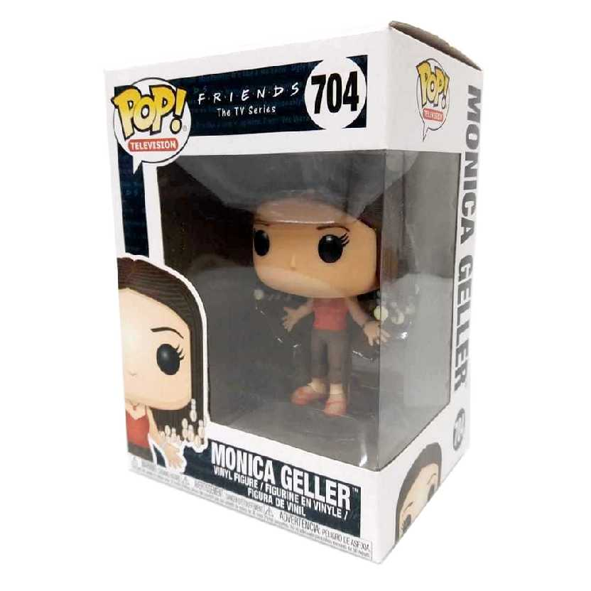 Funko Pop Television Friends Monica Geller série 2 vinyl figure número 704 TV series