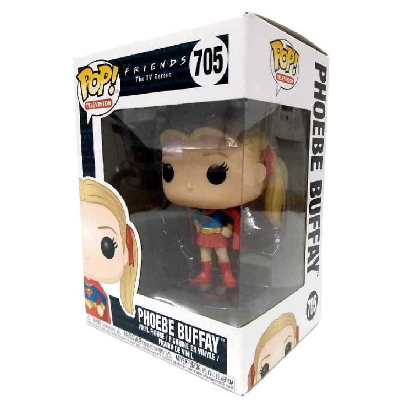 Funko Pop Television Friends Phoebe Buffay série 2 vinyl figure número 705 Supergirl