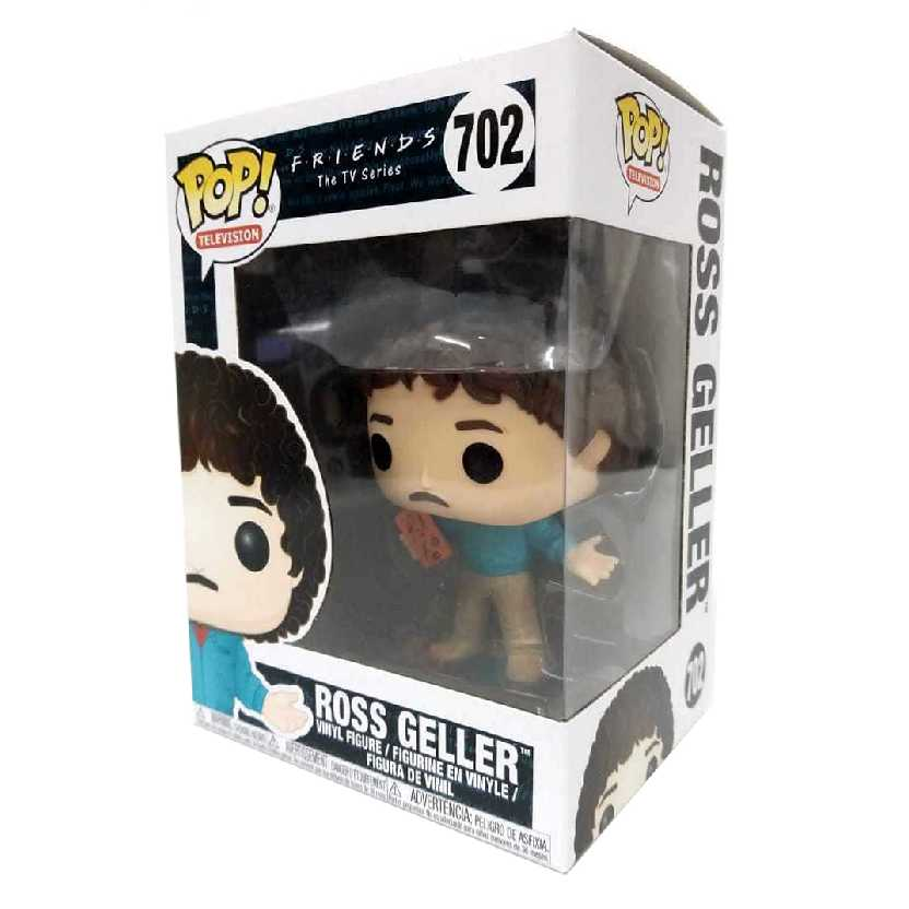 Funko Pop Television Friends Ross Geller série 2 vinyl figure número 702 TV series