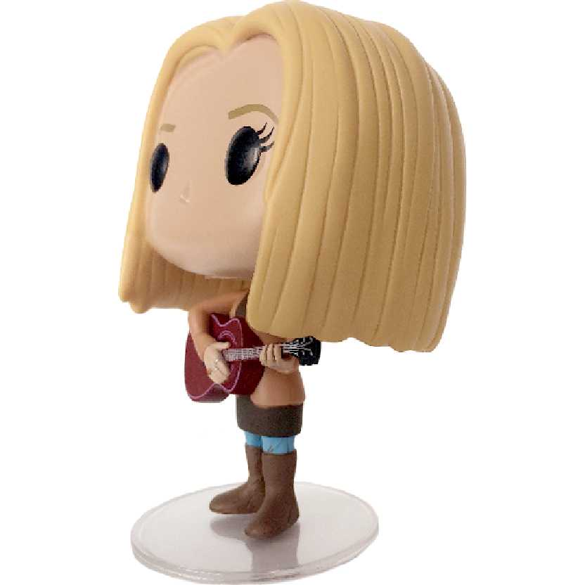 Funko Pop Television Friends The TV series 1 Phoebe Buffay #266 (ABERTO) Vaulted Raro