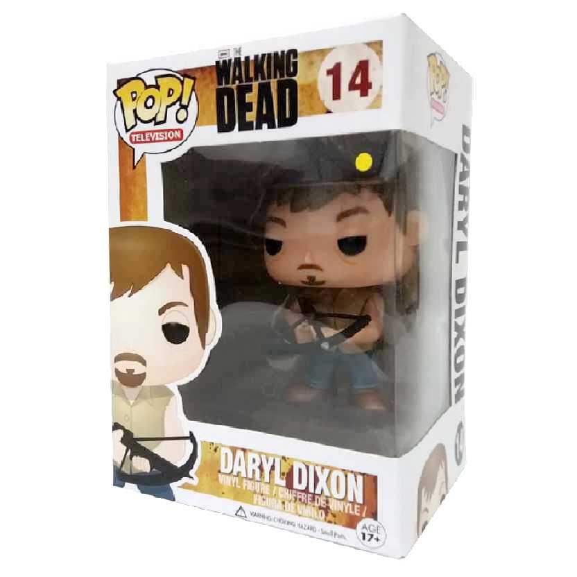 Funko Pop Television The Walking Dead Daryl Dixon vinil figure número 14