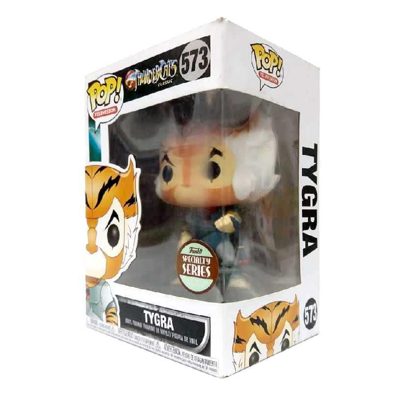Funko Pop Television Thundercats Classic Tygra vinyl figure número 573