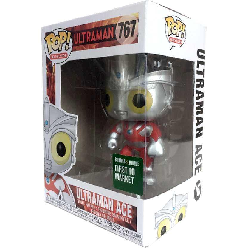 Funko Pop Television Ultraman Ace vinyl figure número 767