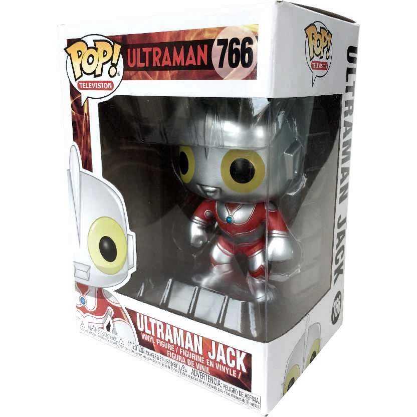 Funko Pop Television Ultraman Jack vinyl figure número 766