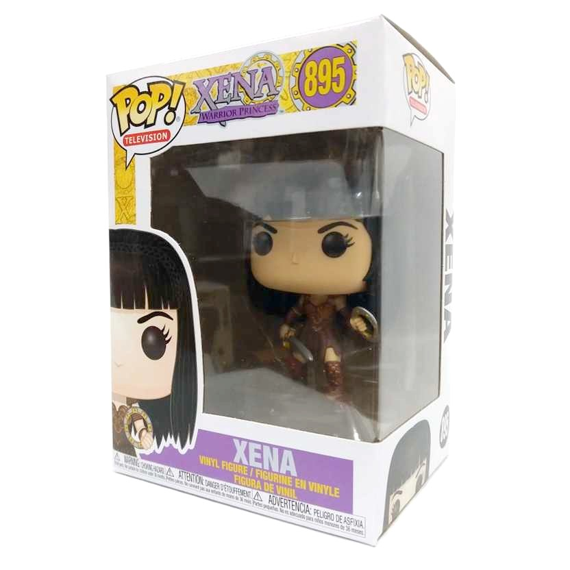 Funko Pop Television Xena Warrior Princess A Princesa Guerreira número 895