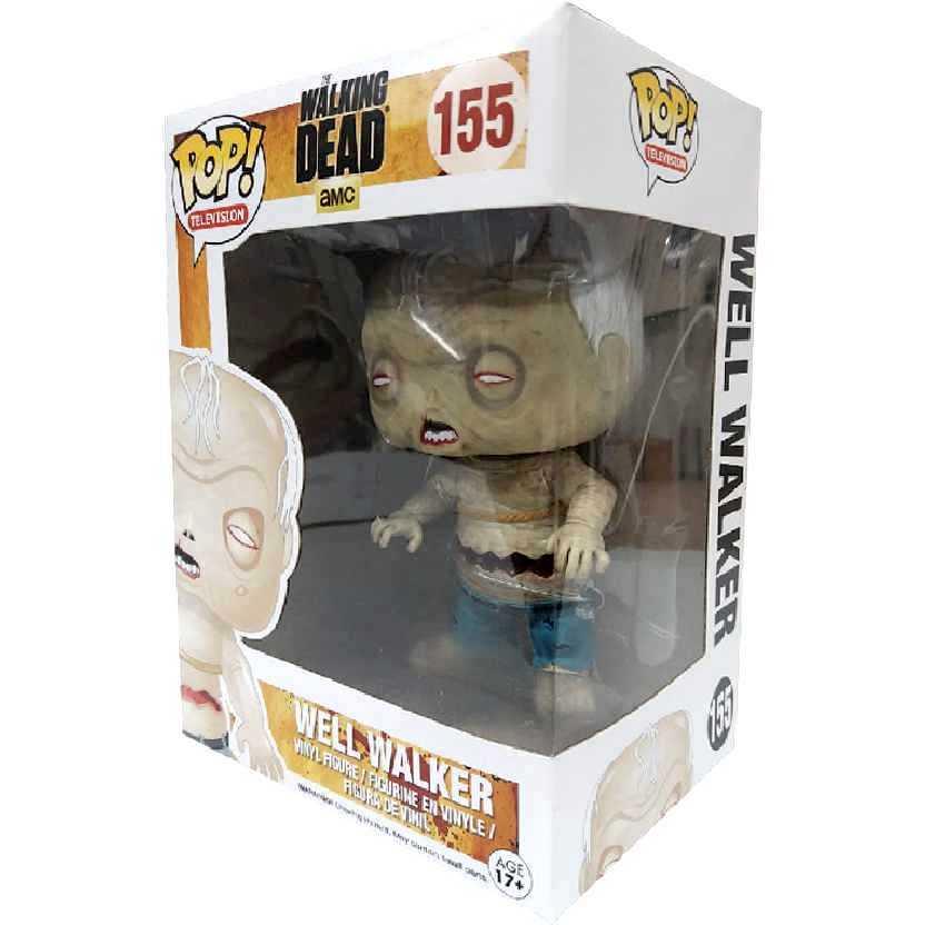 Funko Pop The Walking Dead Well Walker boneco de vinil número 155