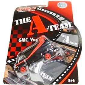 Furgão do Esquadrão Classe A ( carro do B.A. Mr. T ) The A-Team GMC Van RARO