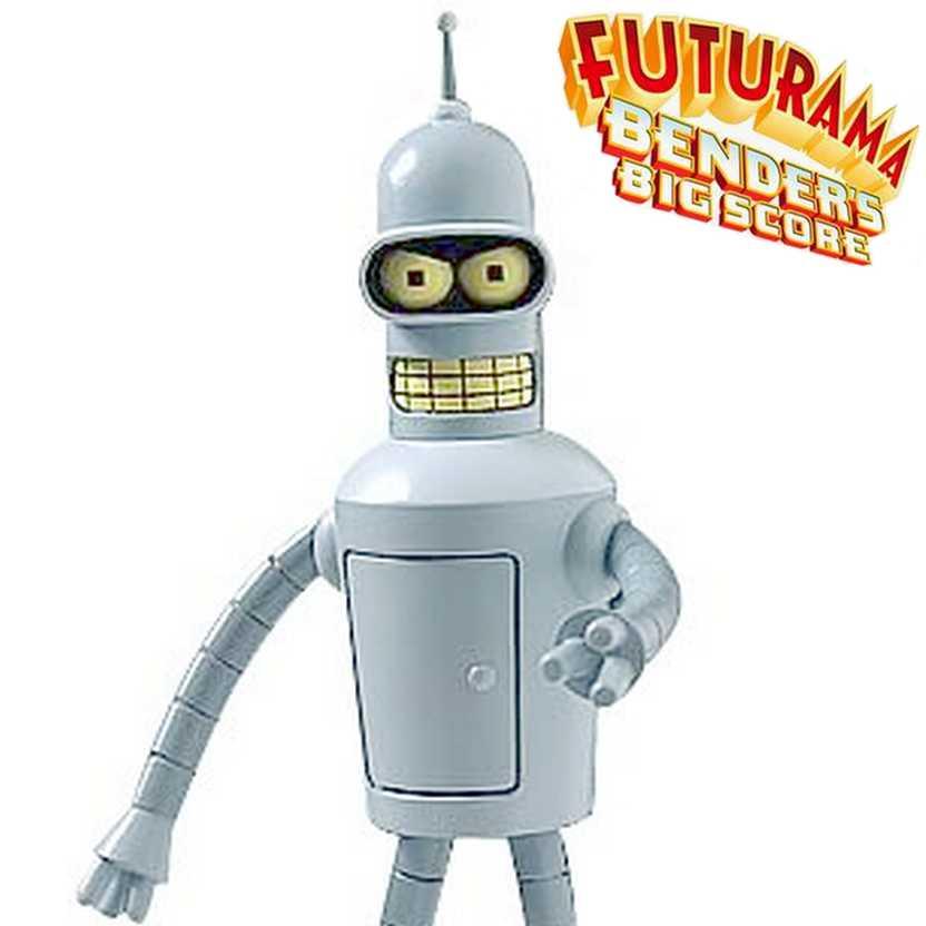 Futurama Bender articulável (lacrado) Toynami series 3