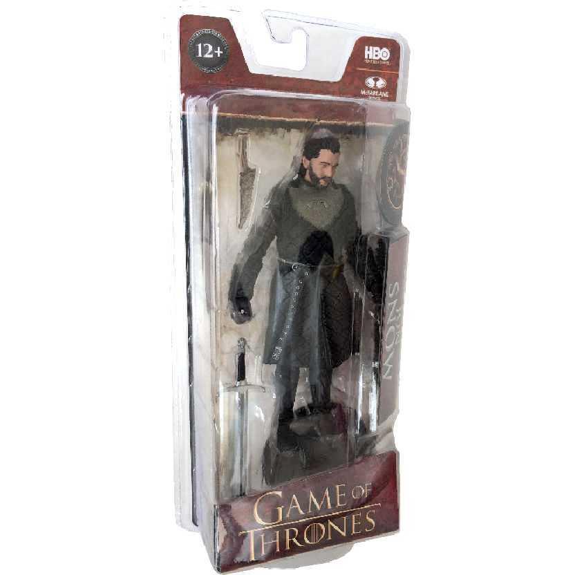Game of Thrones (A Guerra dos Tronos) Jon Snow (Kit Harington) McFarlane Toys