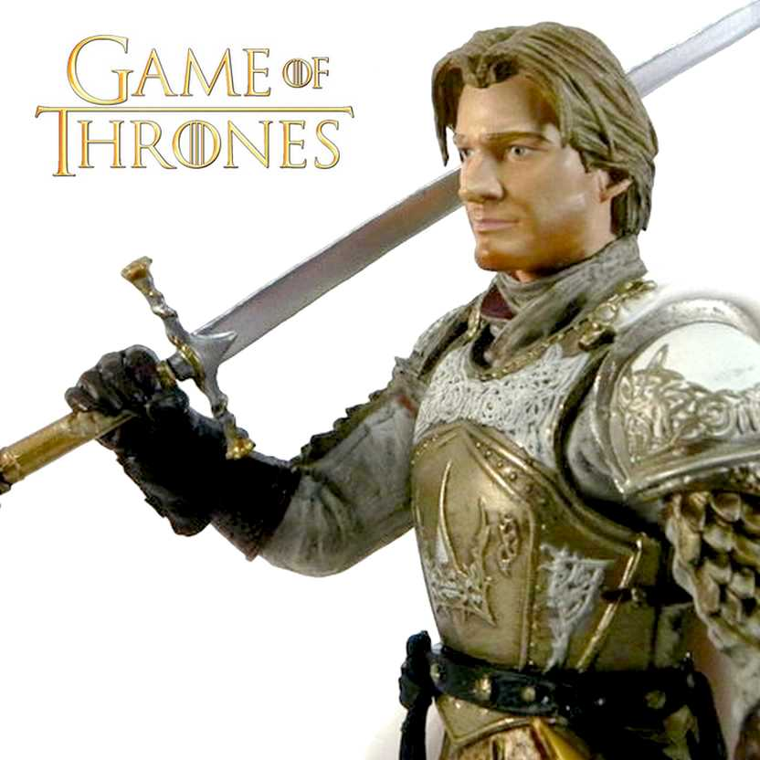 Game of Thrones - Jaime Lannister (Nikolaj Coster) Dark Horse Deluxe figure series 4