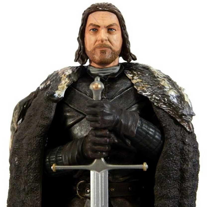 Game of Thrones  Ned Stark action figure (Dark Horse) Sean Bean - A Guerra dos Tronos