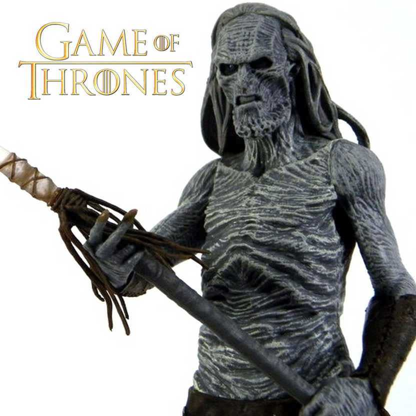 Game of Thrones White Walker (Ian Whyte) Dark Horse Deluxe figure series 4