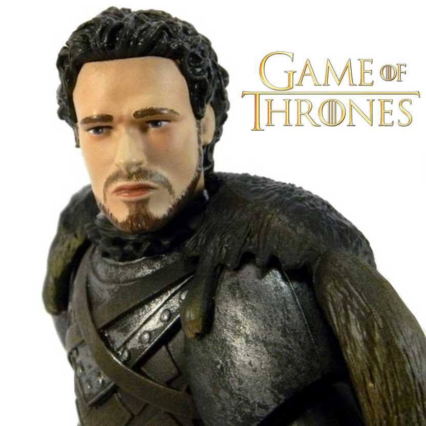 Games of Thrones Dark Horse Robb Stark figure (Richard Madden)