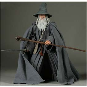 Gandalf - Ian McKellen (aberto) sem caixa