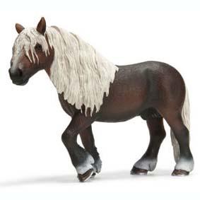 Garanhão Floresta Negra (Cavalo) - 13663
