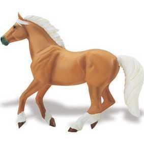 Garanhão Mustang (Cavalos Safari Ltd) 30020 Mustang Mare