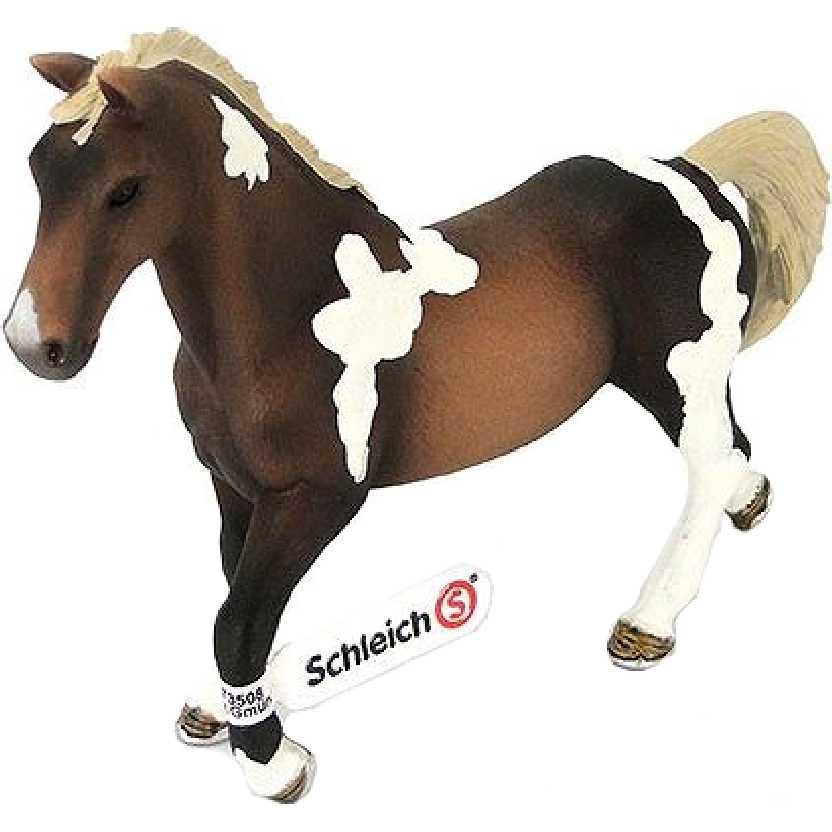 Garanhão Trakehner 13756 marca Schleich Trakehner Stallion