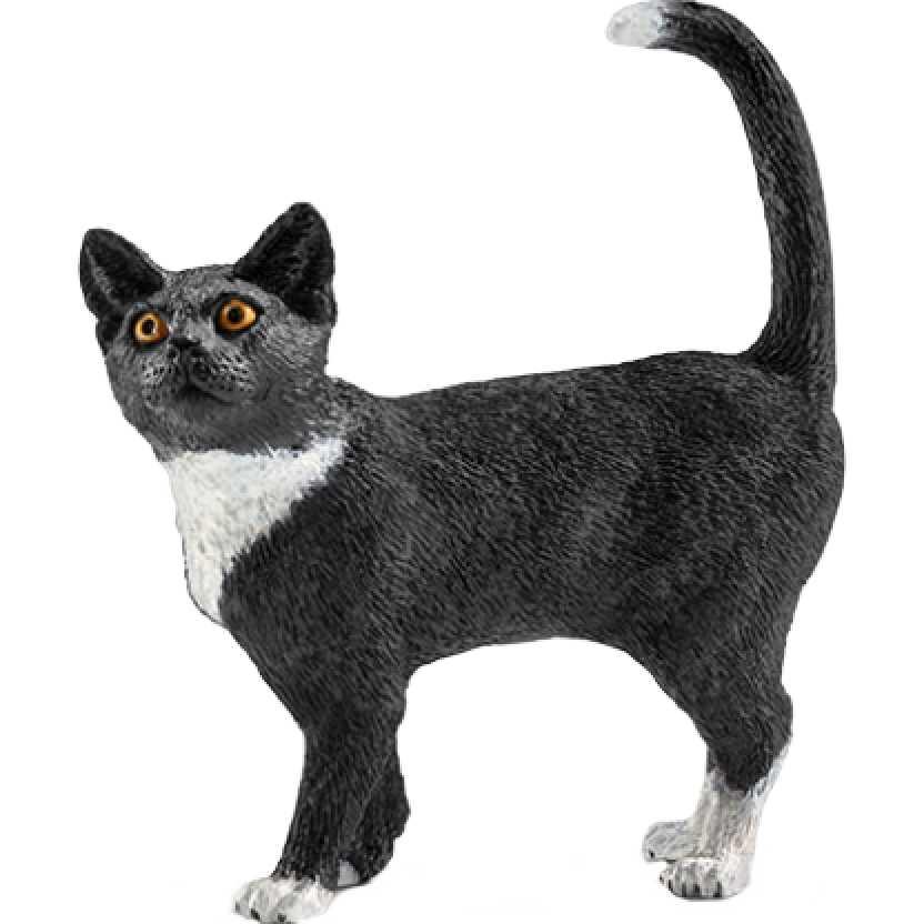 Gato 13770 marca Schleich Cat standing