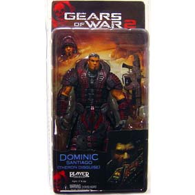 Gears Of War - Dominic Theron Disguise (series 4)