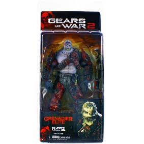 Gears Of War - Locust Grenadier Elite (series 4)