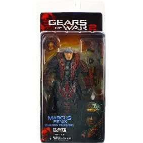Gears Of War - Marcus Theron Disguise (series 4)