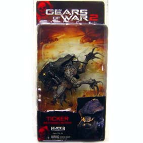 Gears Of War - Ticker Motorized (series 4)