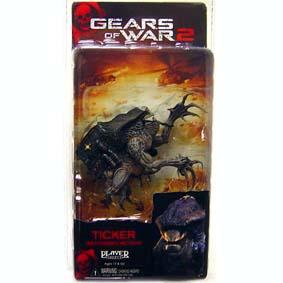 Gears Of War - Ticker Motorized (series 4)