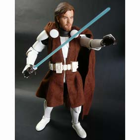 General Obi-Wan Kenobi sem caixa (aberto)