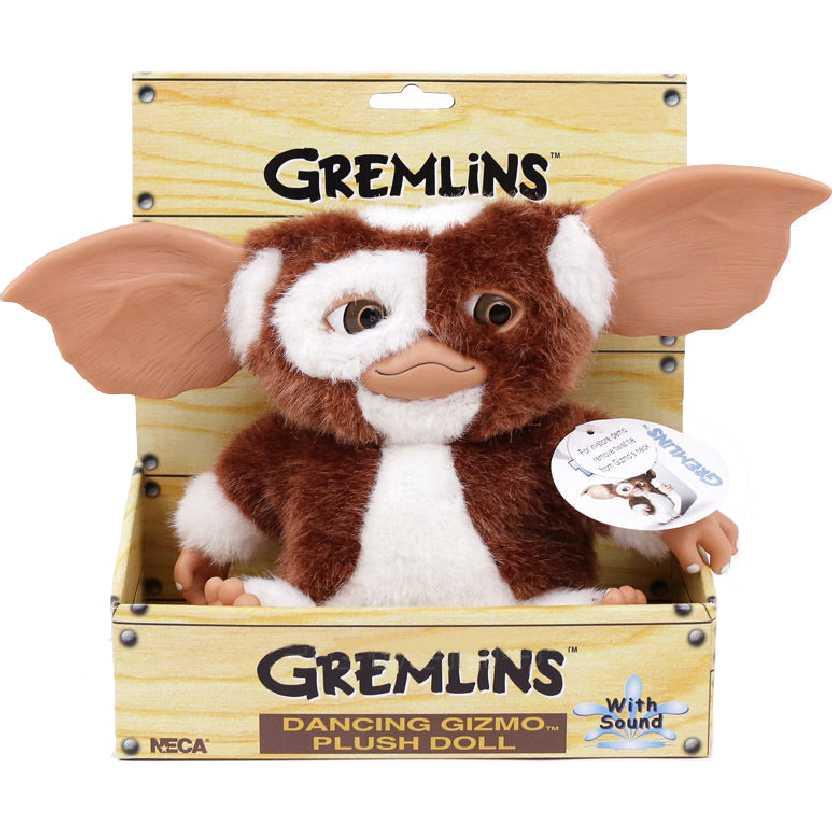 Gizmo (Gremlins) c/ som e movimento marca Neca Toys