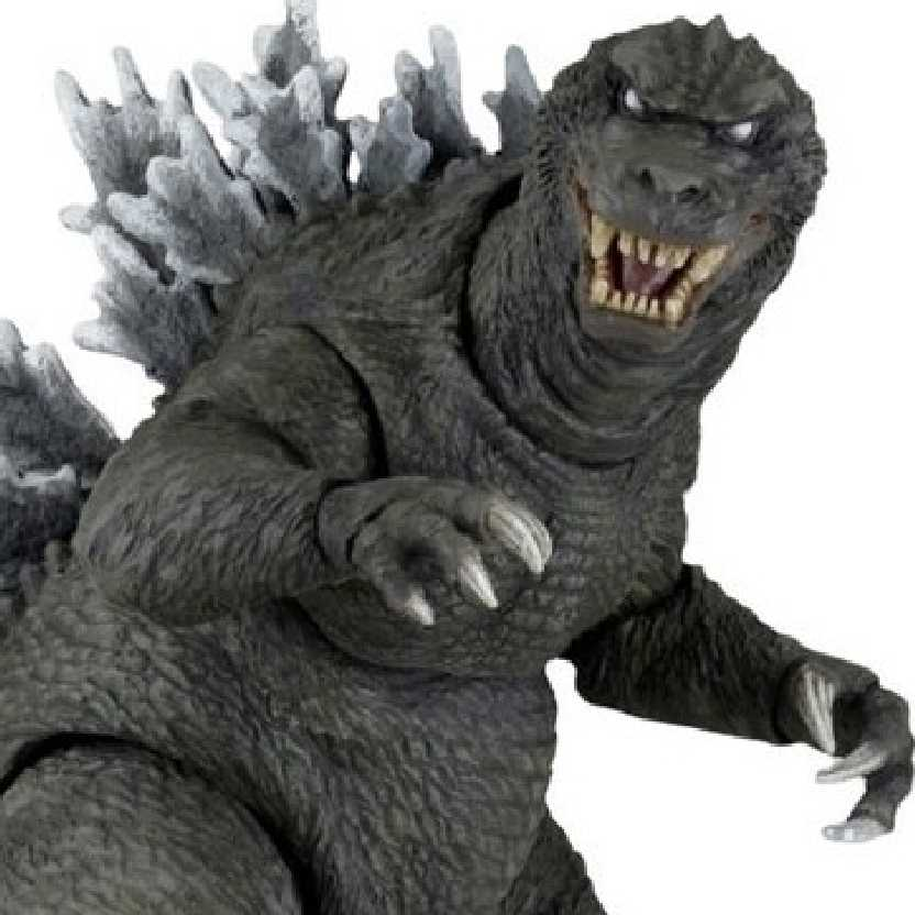 Godzilla 2001 Neca bonecos colecionáveis (lacrado)