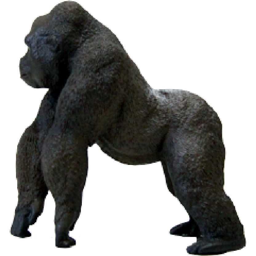 Gorila macho 14661 marca Schleich Gorilla male