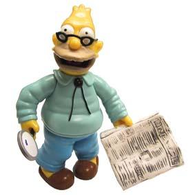 Grampa Simpson series 1 (aberto)