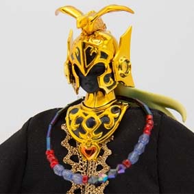 Gran Pope Sion (Cloth Myth) não acompanha nenhuma base