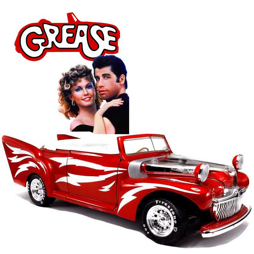 Greased Lightning - carro do filme Grease - Nos Tempos da Brilhantina