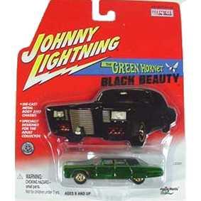 Green Hornet - Black Beauty - Besouro Verde