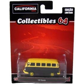 Greenlight California Toys Collectibles 64 VW Kombi escala 1/64