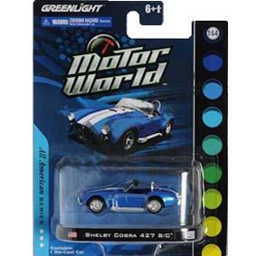 Greenlight Carrinho de Miniatura Shelby Cobra 427 S/C (1965) R3 96030