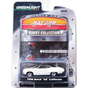 Greenlight Collectibles Buick GS California (1968) escala 1/64 R4 28640