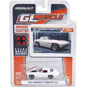 Greenlight Collectibles Chevrolet Corvette 427 (1967) GL Muscle série 3 R3 13030
