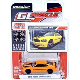 Greenlight Collectibles Dodge Charger SRT8 (2010) GL Muscle série 3 R3 13030