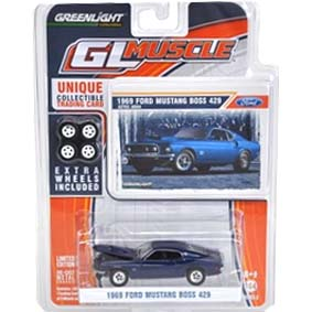 Greenlight Collectibles GL Muscle série 3 R3 13030 Mustang Boss 429 (1969)