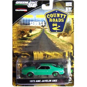 Greenlight Collectibles Green Machine County Roads 1973 R6 29710 1/64
