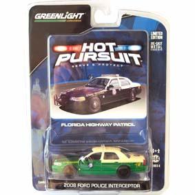 Greenlight Collectibles GreenMachine 2008 Ford Police Interceptor R6 42630