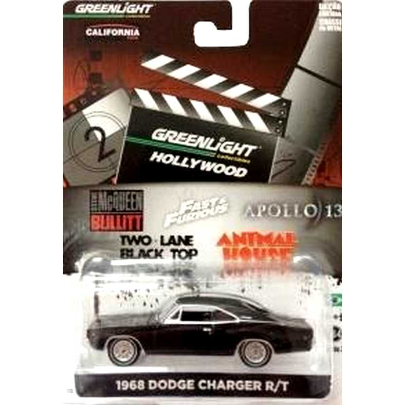 Greenlight Collectibles Hollywood series 3 - 1968 Dodge Charger R/T do filme Bullit
